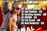 Gay Days Contest DJ Robb Roberts Palm Springs